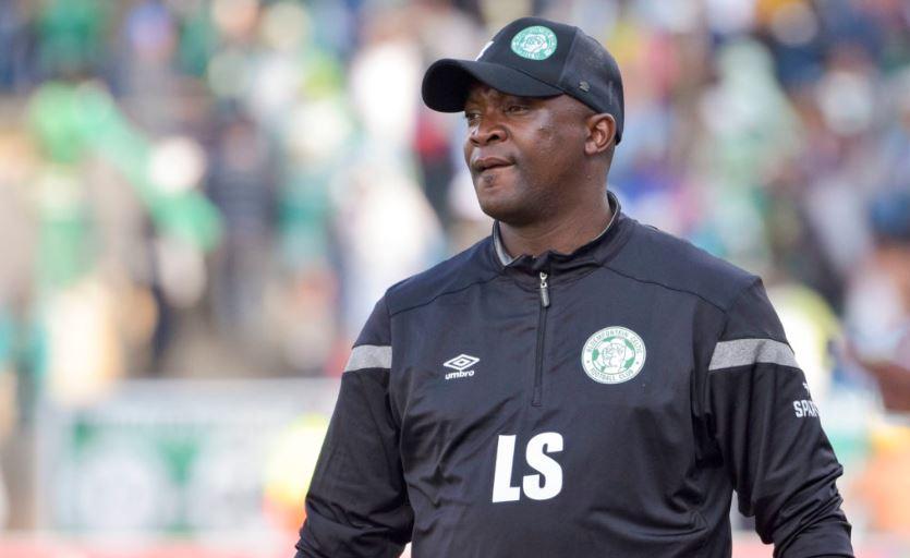 Bloemfontein Celtic head coach Lehlohonolo Seema