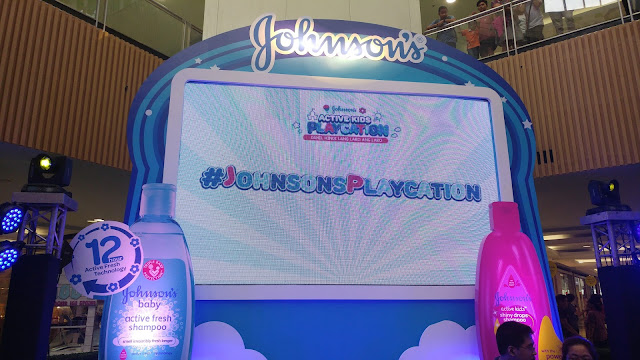 Johnson's launches Active Kids Playcation to make the most of summer for the kids