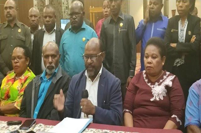 Tak Ada Wakil di Kabinet, MRP: Ada pun Tak Ada Gunanya bagi Papua