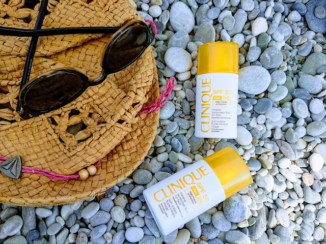 Clinique Mineral Sunscreen Fluid for Face SPF30 and SPF50