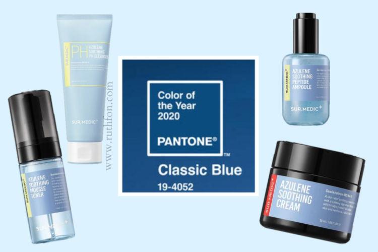CLASSIC BLUE COLOR DEL AÑO 2020 Y EL SKINCARE: PARTE 2