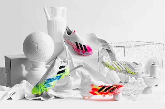 Đã mắt với BST giày đá bóng đầy màu sắc của Adidas
