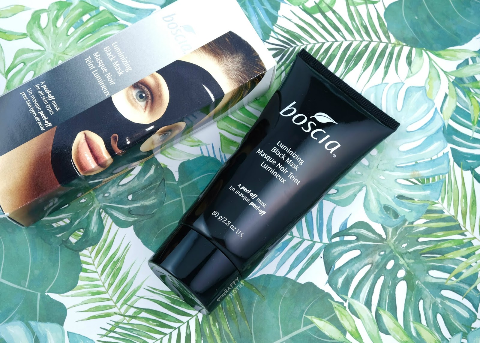 Boscia | Luminizing Black Mask: Review