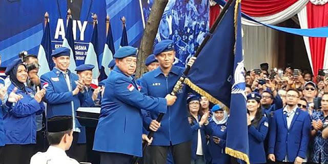 Dipastikan Menang, AHY Disarankan Ambil Alih Networking SBY