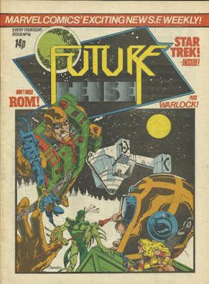 Future Tense #15, the Micronauts
