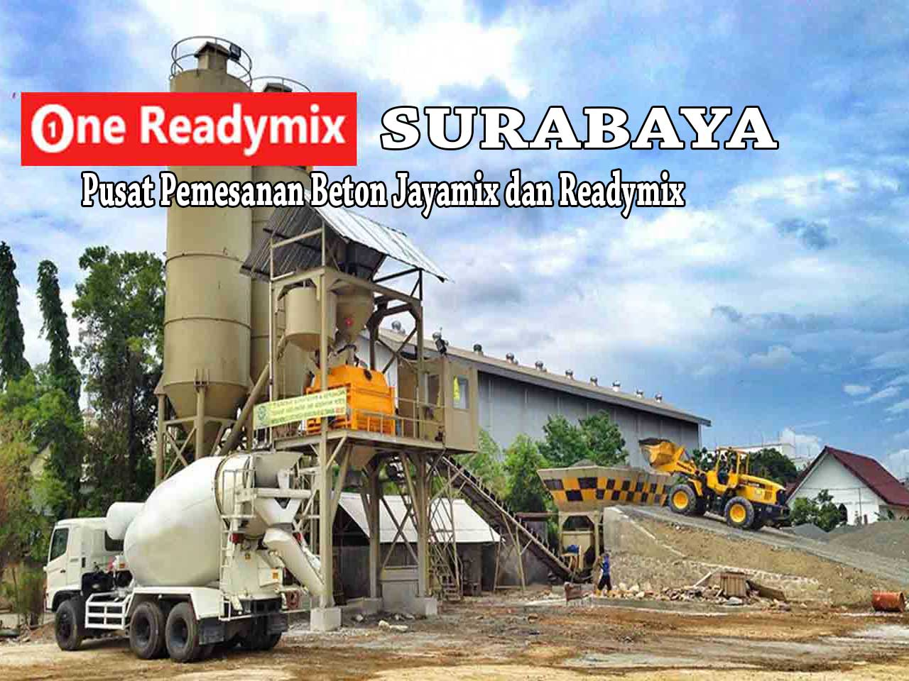 harga beton cor jayamix surabaya 2019