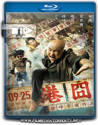 Perdido em Hong Kong (Gang jiong) Torrent