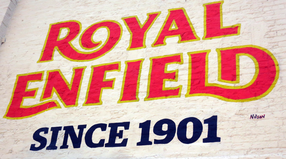 Royal Enfield, Since 1901.