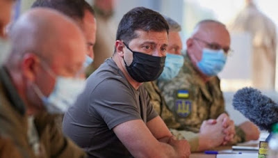 Зеленський вважає результати перемир'я на Донбасі беззаперечним успіхом