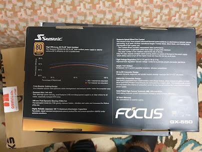 PSU specifications