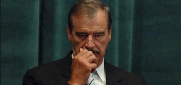 Tiembla Fox, presentan iniciativa para retirar pensión a expresidentes