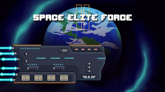 Space Elite Force 2 v1.0 NSP XCI For Nintendo Switch