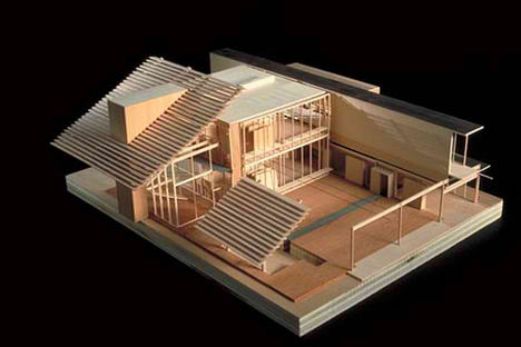 Pin by Tarannum Husein on Office Pinterest Archi images and - maquette d une maison