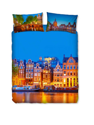 Amsterdam de Bassetti Imagine. Funda Nórdica