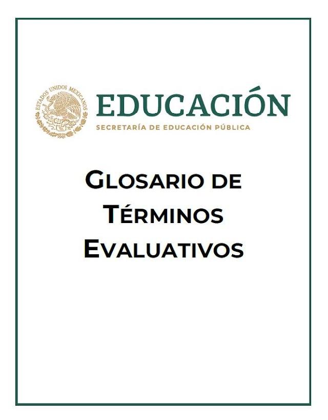SEP - Glosario de Términos Evaluativos