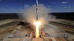 Russia's Soyuz rocket with Progress MS-17 space freighter blasts off from Baikonur
