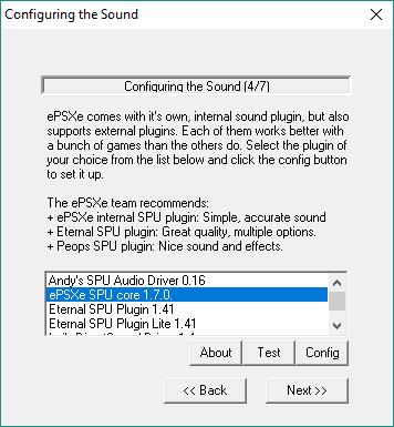 Cara Konfigurasi Emulator Playstation 1 ePSXe di PC