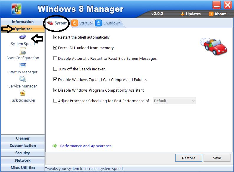 Cara Ampuh Mempercepat Booting dan Shut Down di Windows 8 / 8.1