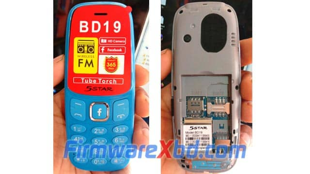 5Star BD19 Flash File