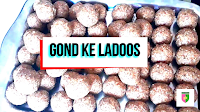 image of gond ke ladoo