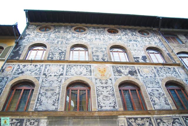 Palazzo Blanca Capello en Florencia