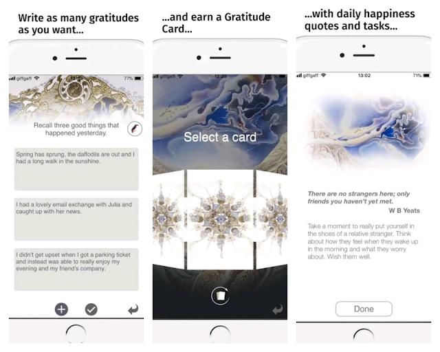 Gratitude Garden - 5 Gratitude Journaling Apps To Try Today