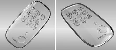 Diseño de super teléfono creativo y muy futurista.