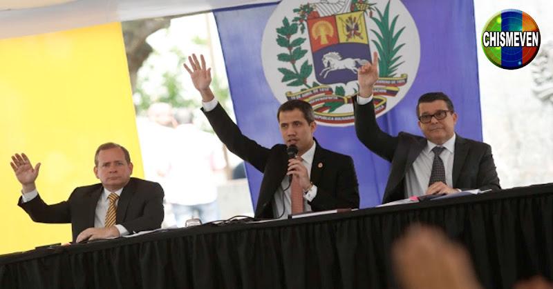 INCREÍBLE | Esto es lo que se debate hoy en la AN de Juan Guaidó