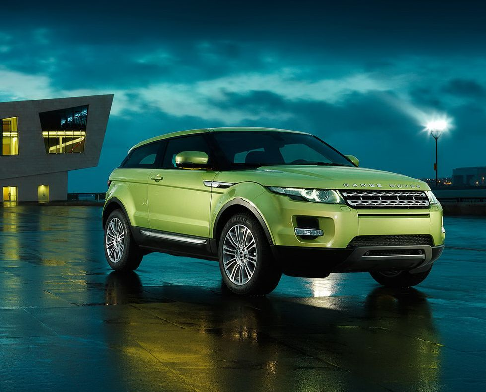 in4ride range rover evoque priced for the uk. Black Bedroom Furniture Sets. Home Design Ideas