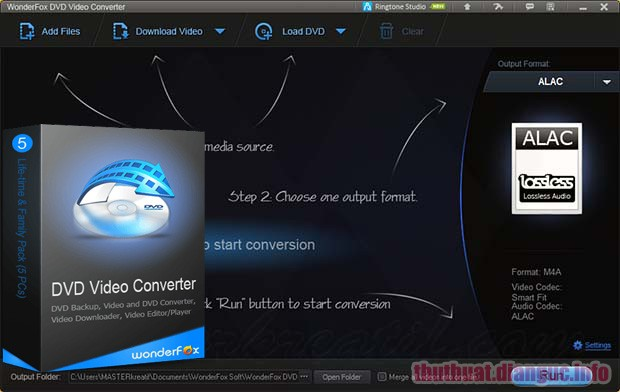 Download WonderFox DVD Video Converter 17.3 Full Crack
