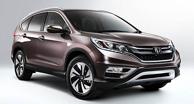 2017 Honda CRV Redesign, Release And Changes
