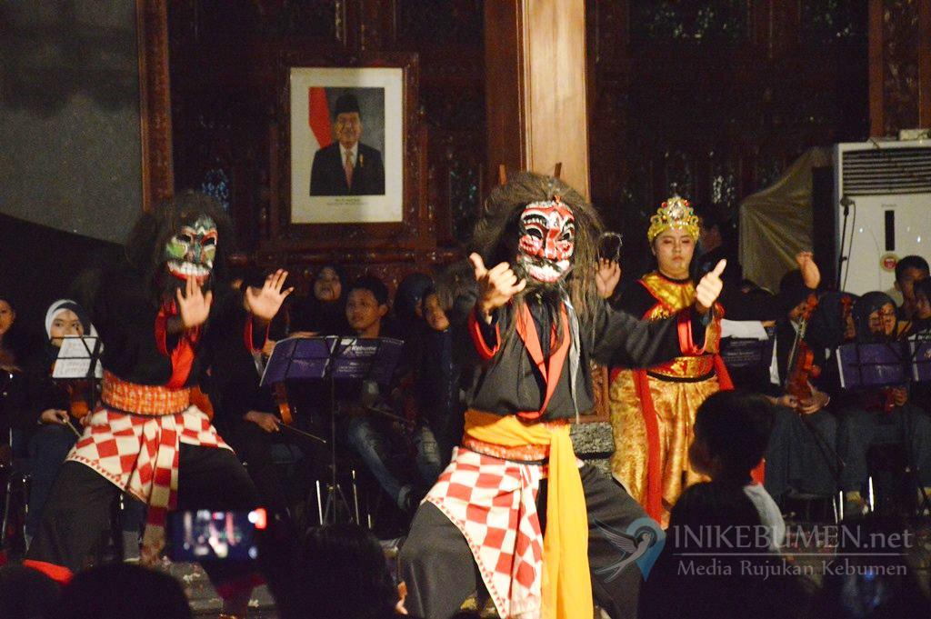 Repertoar Dangsak SRMB Diminta Pentas di Kampung Jawa Kebumen