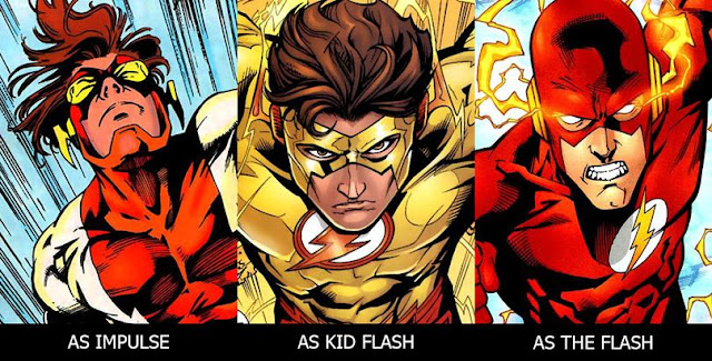 Mengenal Bart Allen, The Flash Generasi Keempat
