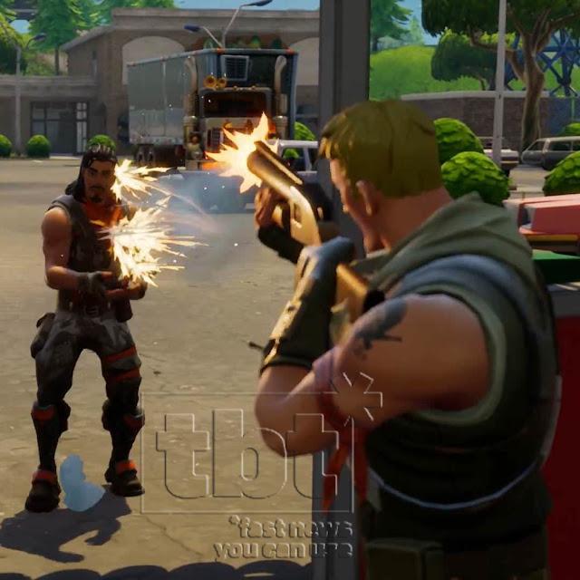 Fortnite Battle Royale - Cara Membuat Lebih Banyak Kerusakan di Game Fortnite Battle Royale