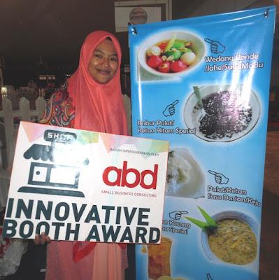 Tetty Perkenalkan Wedang Ronde di Medan