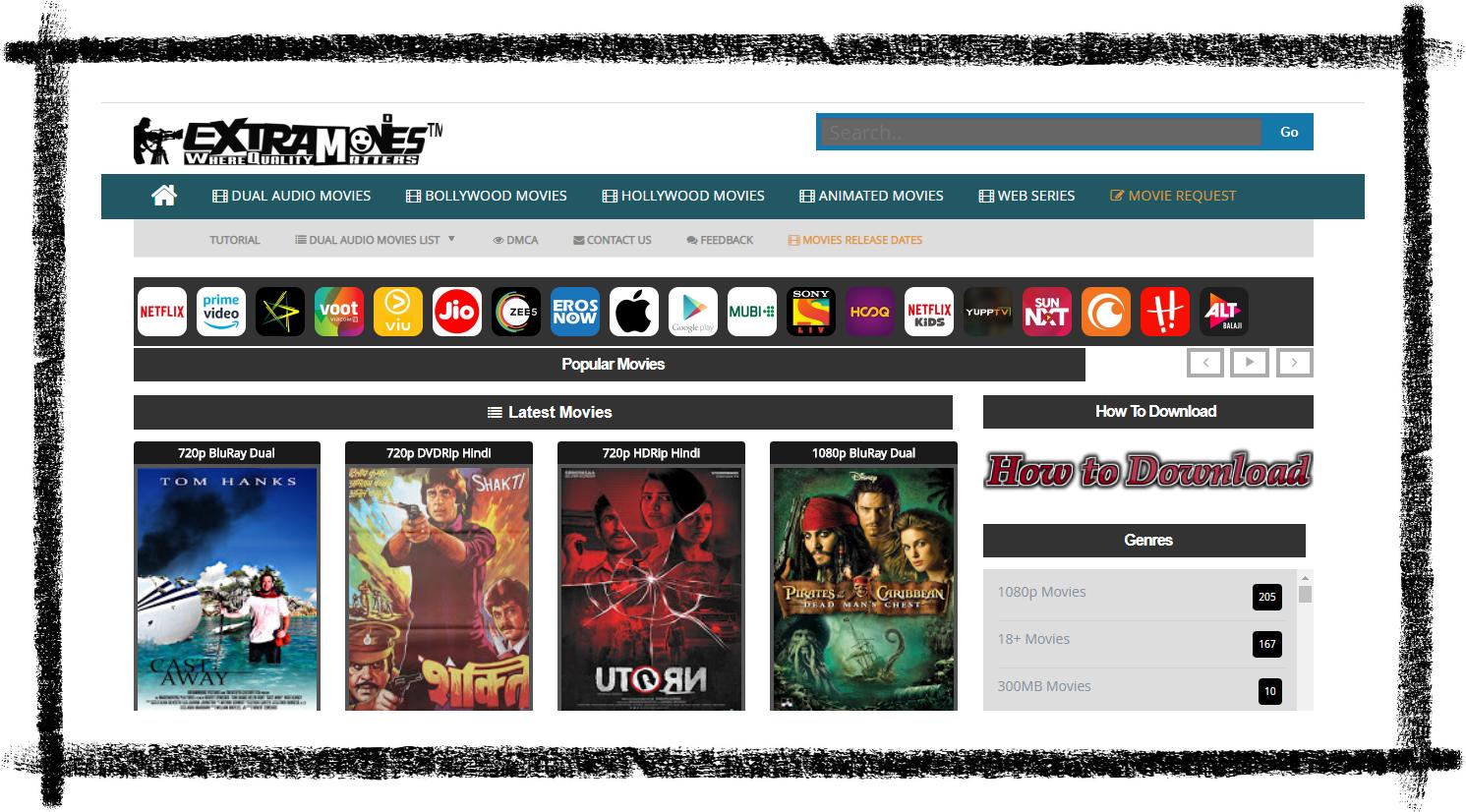 Top 5 Free Hindi movie download websites 2020