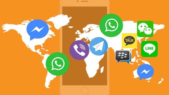 Aplikasi Chatting terbaik tahun 2020