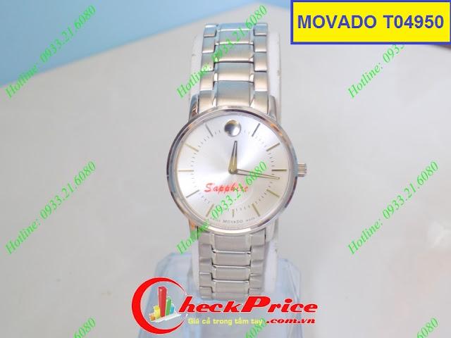 Đồng hồ nữ Movado T04950