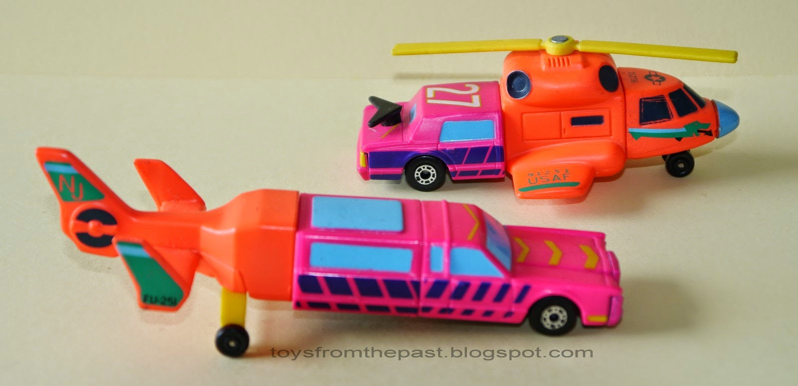 Toys from the Past: #472 MATCHBOX