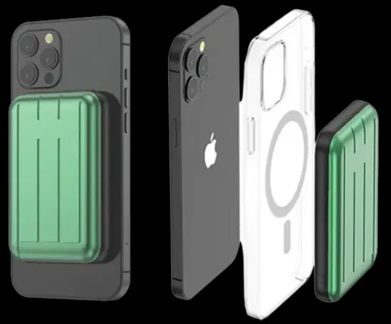 Apple's latest product for iPhones Magnetic Battery Pack Expected