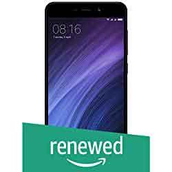 (Renewed) Mi Redmi 4A (Grey, 16GB)