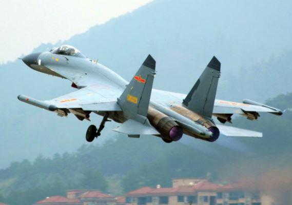Shenyang J-11 specs