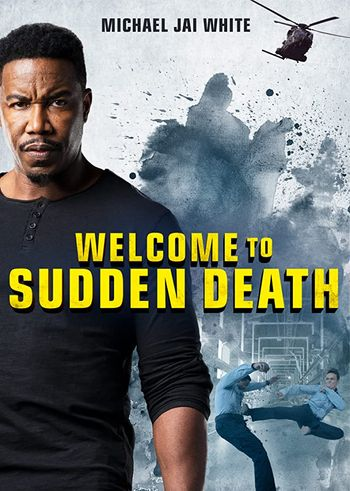 Welcome to Sudden Death (2020) Hindi WEBRip 720p Dual Audio [Hindi (Dubbed) + English] HD | Full Movie