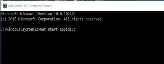 Reset the Windows Components-10