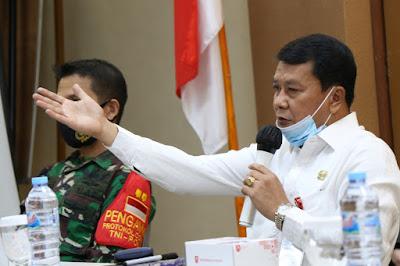 Sekda Kabupaten Tangerang : Pelayanan Publik di Kecamatan PasarKemis Dilayani Secara Online