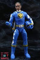 Power Rangers Lightning Collection Dino Thunder Blue Ranger 45