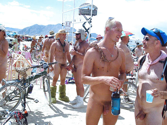 Burning Man Pictures Nude