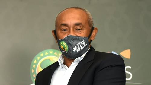 CAF President, Ahmad, Tests Positive For COVID-19