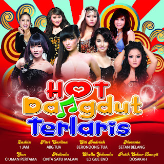 Various Artists - HOT Dangdut Terlaris on iTunes
