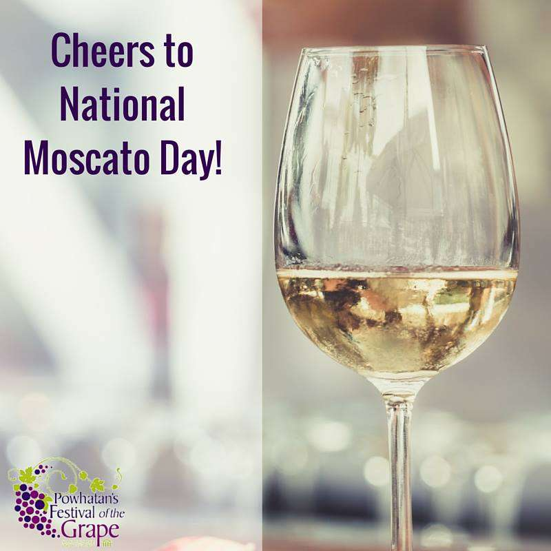 National Moscato Day Wishes